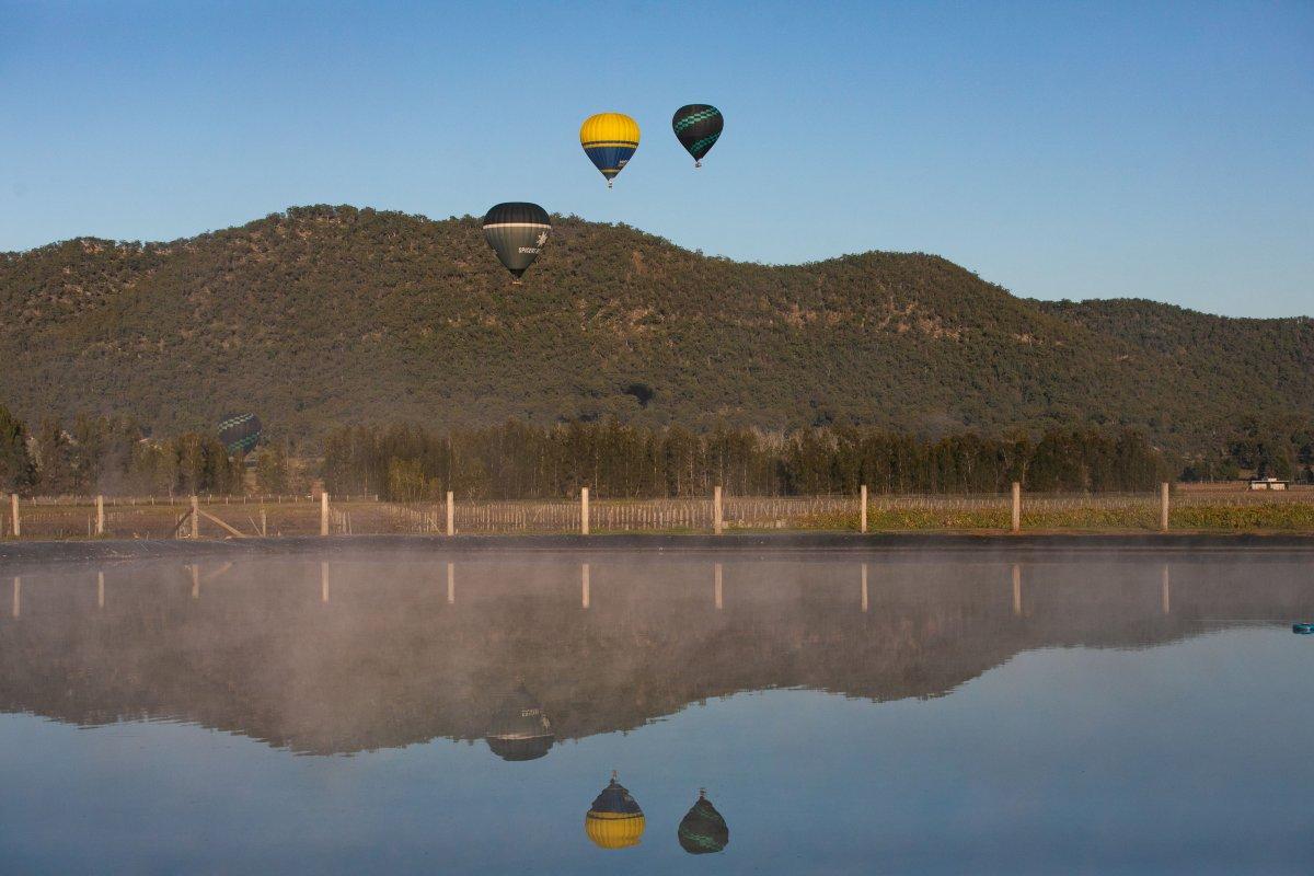 Hot-Air Ballooning
